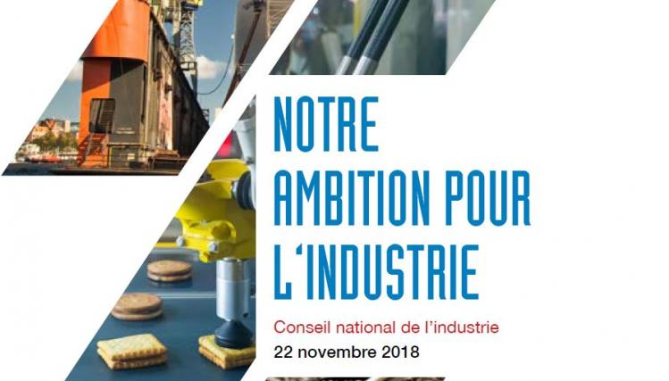 Conseil national de l'industrie