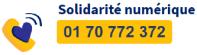 Logo solidarité numérique