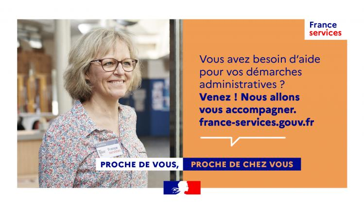 France Services, nos agents vous accompagnent