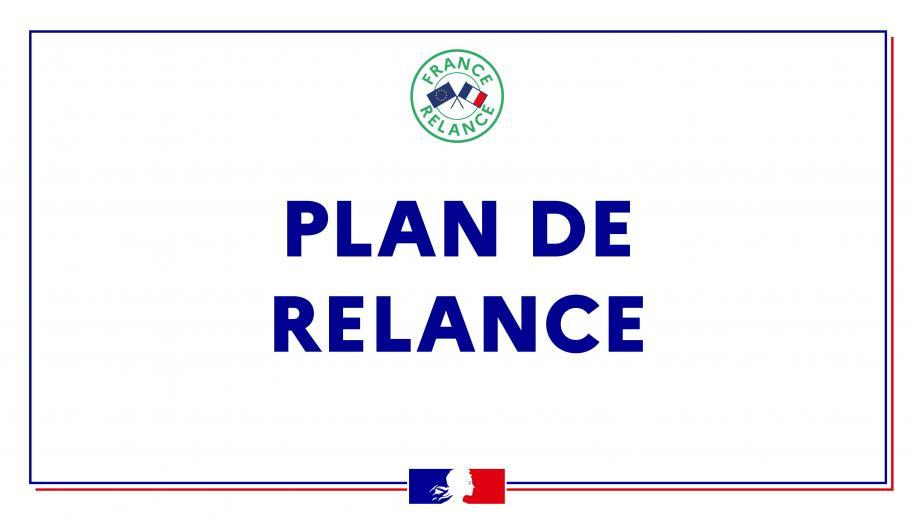 Logo du plan gouvernemental France Relance