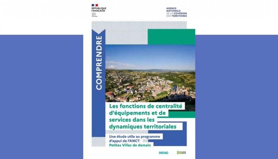 Les fonctions de centralité d'équipements et de services dans les dynamiques territoriales