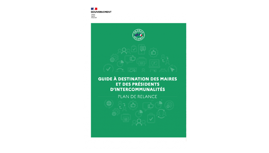 Miniature Guide France relance maires