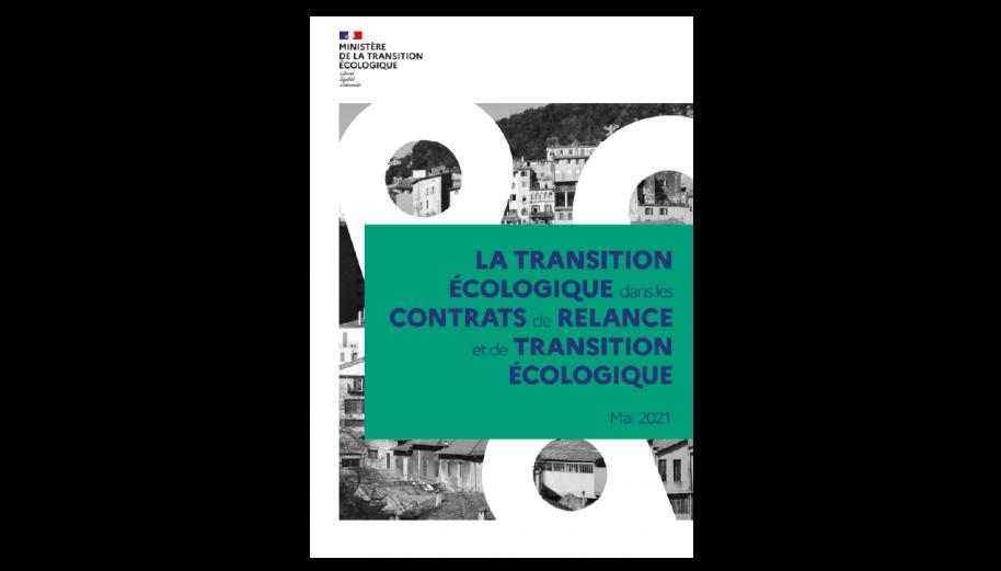 La transition écologique dans les contrats de relance et de transition écologique